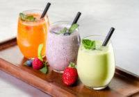 Świeże soki z warzyw i owoców