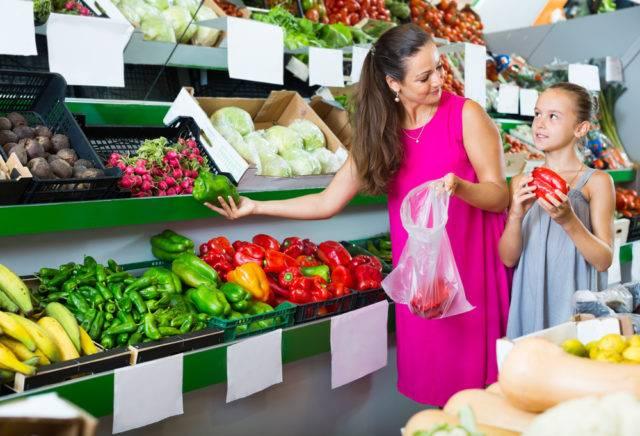 jak i gdzie kupować warzywa