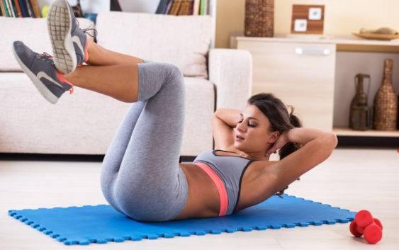Jak ćwiczyć w domu, żeby schudnąć?