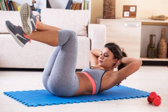Ćwiczenia żeby schudnąć z ramion