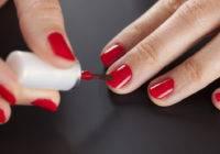 Czy w ciąży można malować paznokcie?