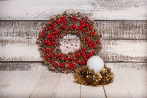 wianki bożonarodzeniowe