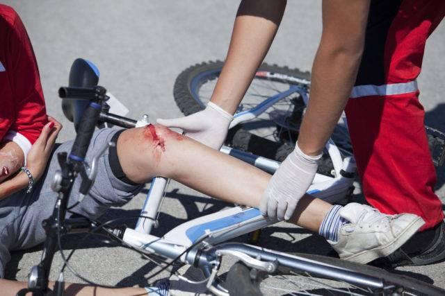 choroby cyklistek