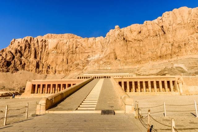 egipt co warto zwiedić świątynia luksorska