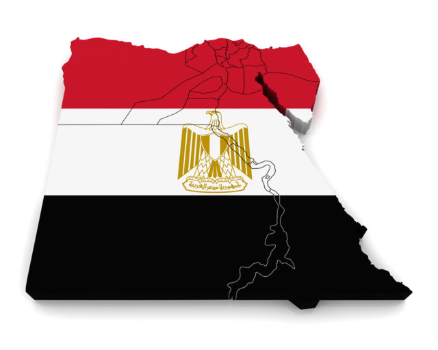 egipt flaga