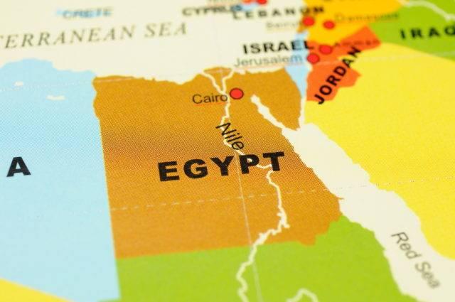 Egipt i Nil