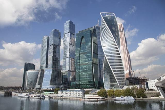 Moskiewskie Międzynarodowe Centrum Biznesowe