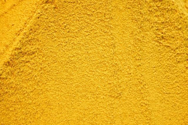 żółta przyprawa curry