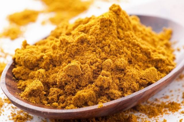 przyprawa curry co to jest