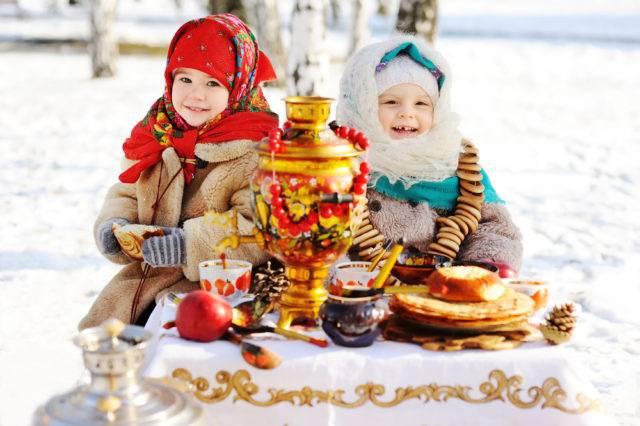 rosyjskie dzieci