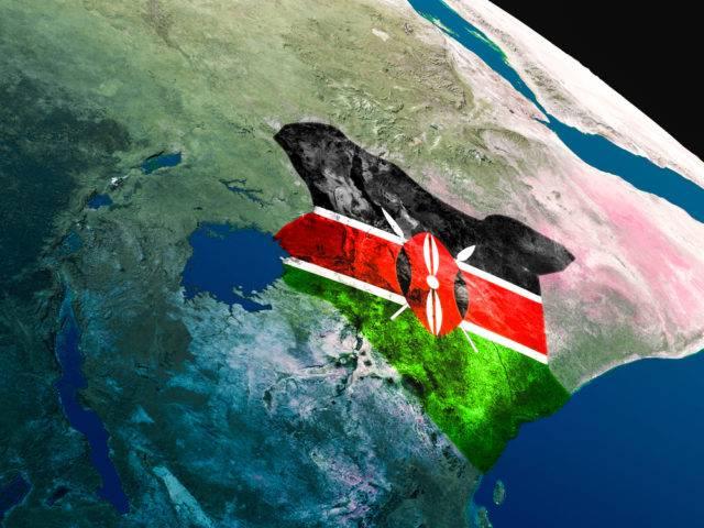 flaga kenia