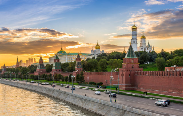 Kreml, Rosja