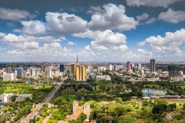 stolica Nairobi