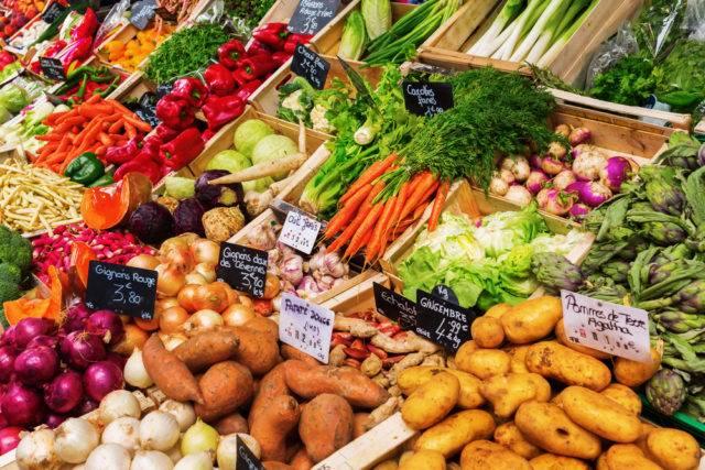 jak kupować warzywa dobrej jakości