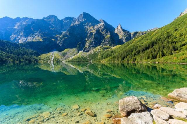 Morskie Oko – największe jezioro w Tatrach