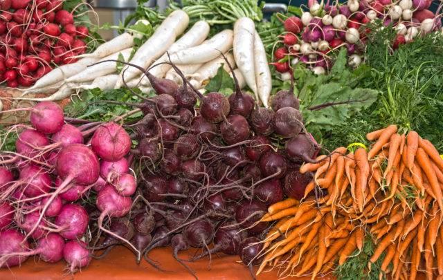 zakup świeżych warzyw
