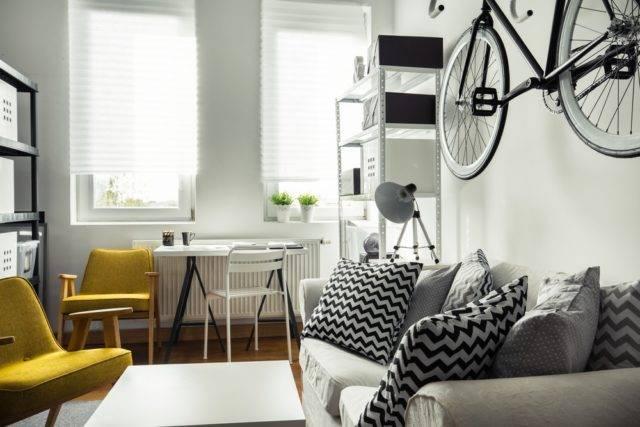 jak umeblować małe mieszkanie np. pokój