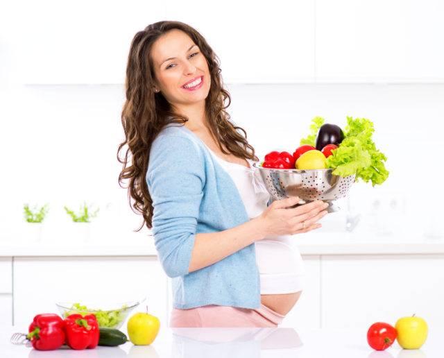 właściwa dieta podczas ciąży