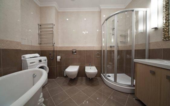 Kształty kabin prysznicowych
