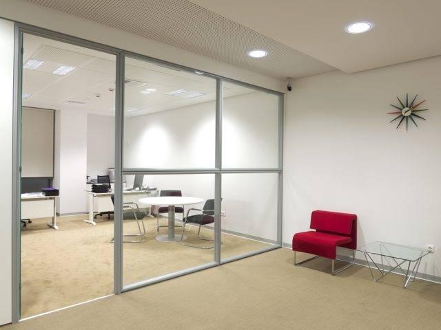zabudowy szklane ścianki i drzwi szklane