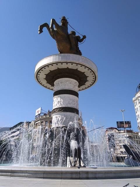 Pomnik Aleksandra Wielkiego