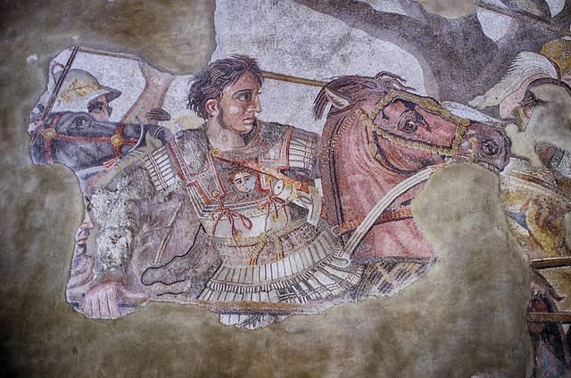 koń aleksandra wielkiego bucefał