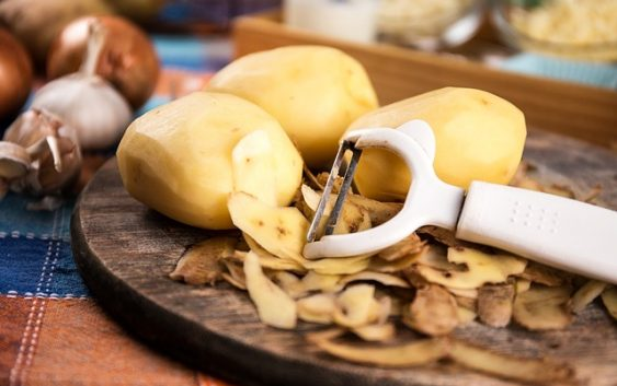 Obierki z ziemniaków ich zastosowanie