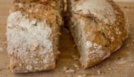 Przepis na chleb na zakwasie